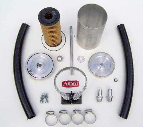 Crankcase Breather Kit